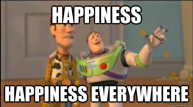 Toy Story happiness