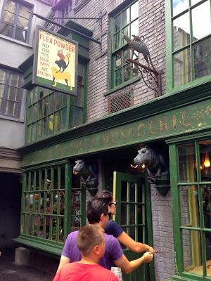 Universal Studios Trip report