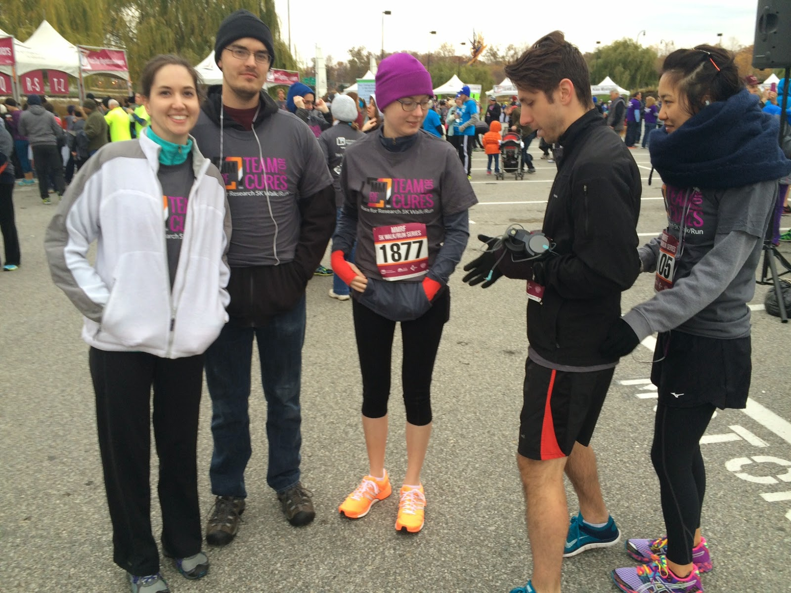 Multiple Myeloma Research Foundation 5K