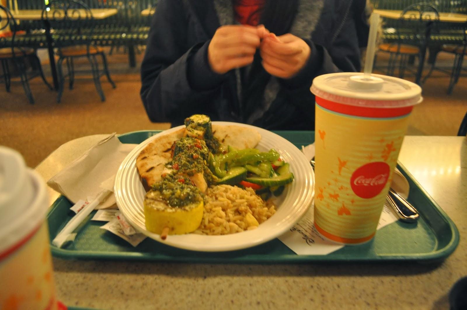 Disneyland trip report food reviews