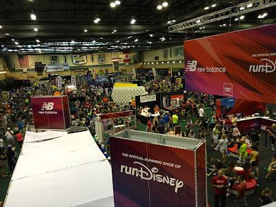runDisney expo