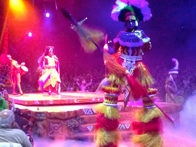 WDW Festival of the Lion King