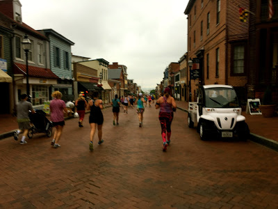 ZOOMA Annapolis Half Marathon