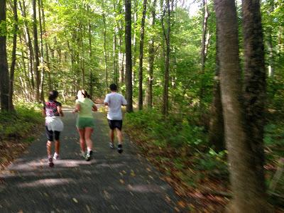 Annapolis Run for the Light House Half Marathon