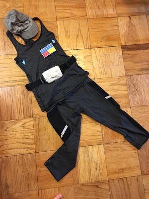 Grand Moff Tarkin running costume