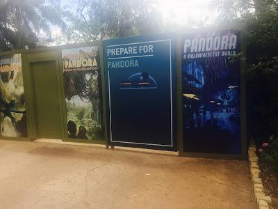 Pandora gate