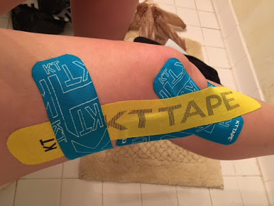 KT Tape IT Band