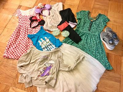 WDW Wardrobe