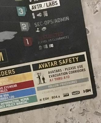 Avatar safety