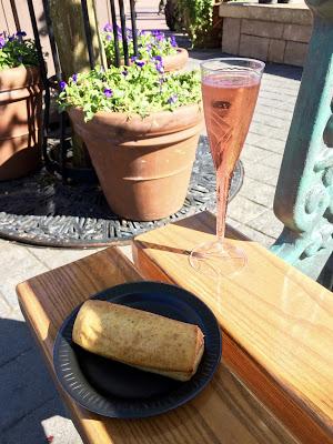 Food & Wine Festival trip report