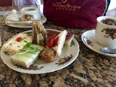 Grand Floridian Afternoon Tea