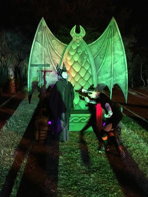 WDW Marathon Maleficent