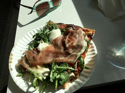 WDW Trip Report Pizza Ponte