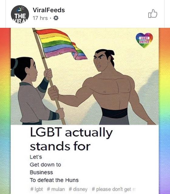 Mulan LGBT