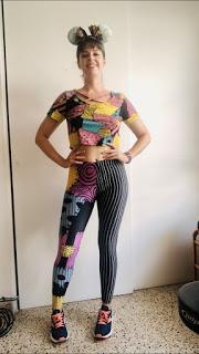 Sally race costume