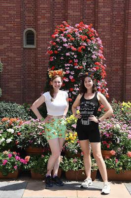 WDW trip report: Flower & Garden photos