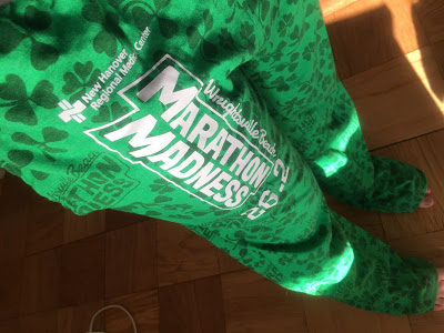 Wrighstville Beach Marathon pants