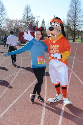 WDW Marathon with Goofy