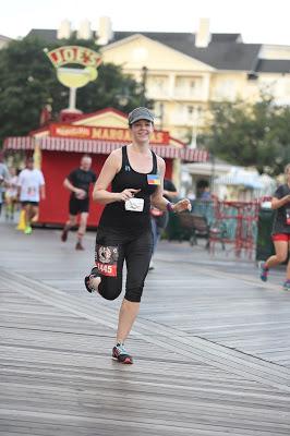 Dark Side Half Marathon