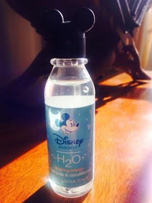 Disney shampoo