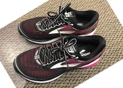 Brooks Ghost running shoe