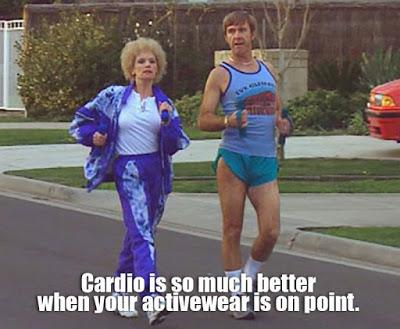 Cardio fashion
