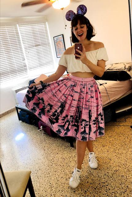 Castle Skirt
