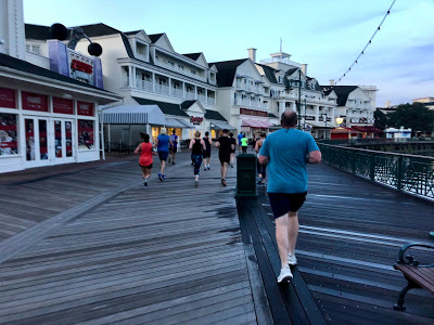 WDW Boardwalk 5K