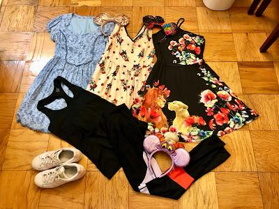 Disney wardrobe