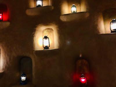 Kidani lanterns