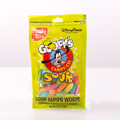 Goofy's Gummy Worms