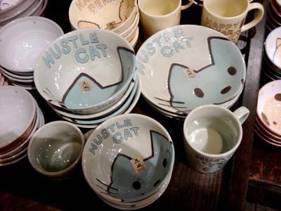 Mitsukoshi plates