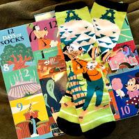 Twelve Days of Socks