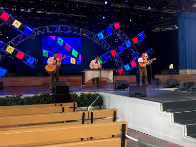 WDW trip report: Marimba de Latin Americas
