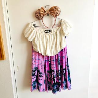Disney skirt