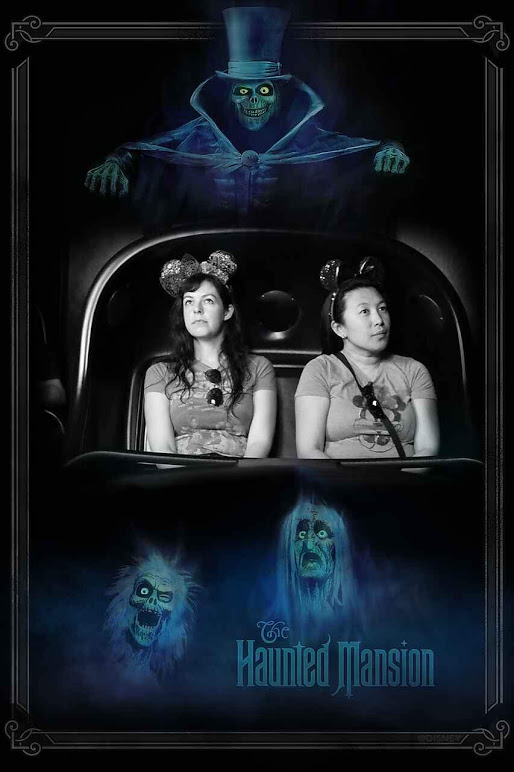 WDW Trip Report: Haunted Mansion