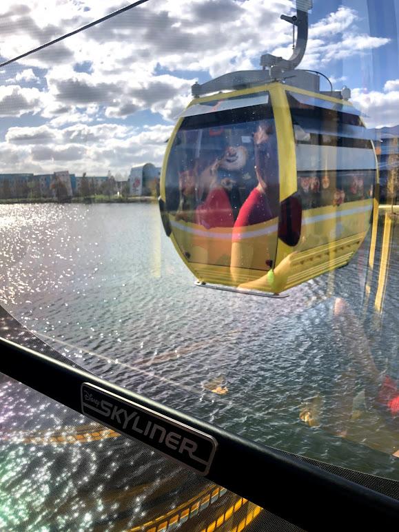 WDW Trip Report: Disney Skyliner