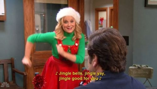 Parks and Rec Christmas