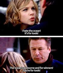 Ocean is for winners