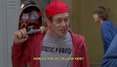 How do you do, fellow kids?