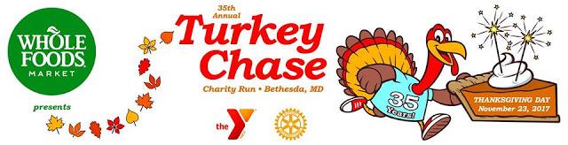 Bethesda Turkey Chase logo