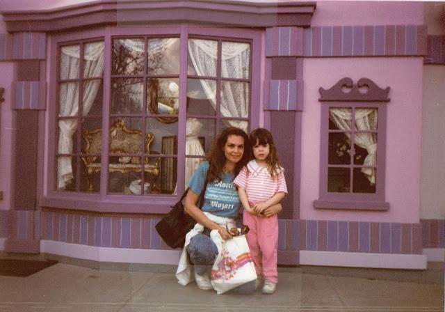 Walt Disney World 1990